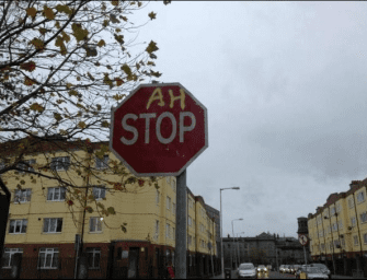 Ireland's funniest road signs
