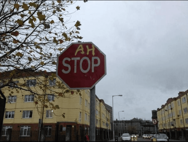 Ireland's funniest road signs 1