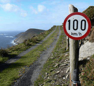 Ireland's funniest road signs 4