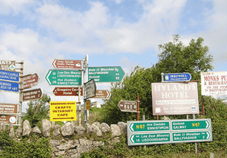 Ireland's funniest road signs 7