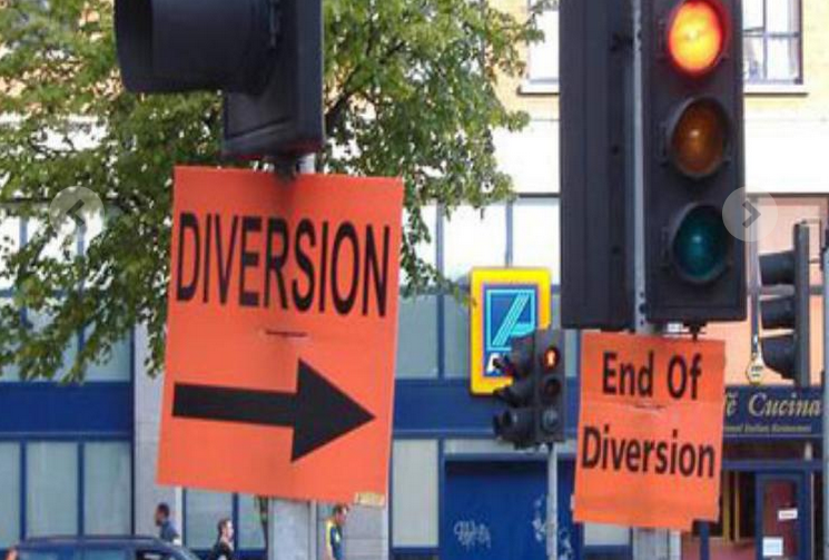 Ireland's funniest road signs 8
