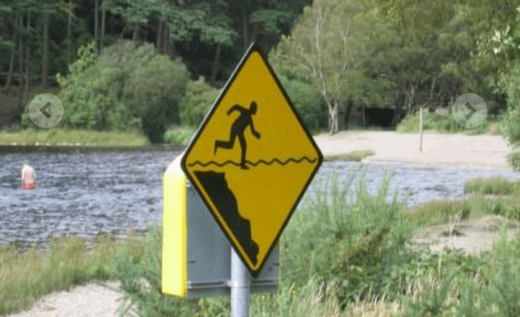 Ireland's funniest road signs 9