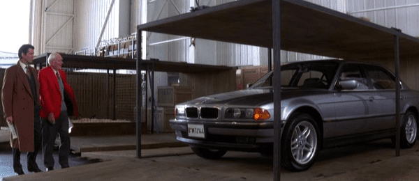 James Bond BMW 750iL