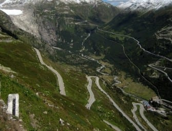 8 Of The Best Driving Roads In Europe
