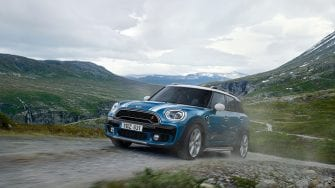 The New MINI Countryman – Bigger and Better than Ever